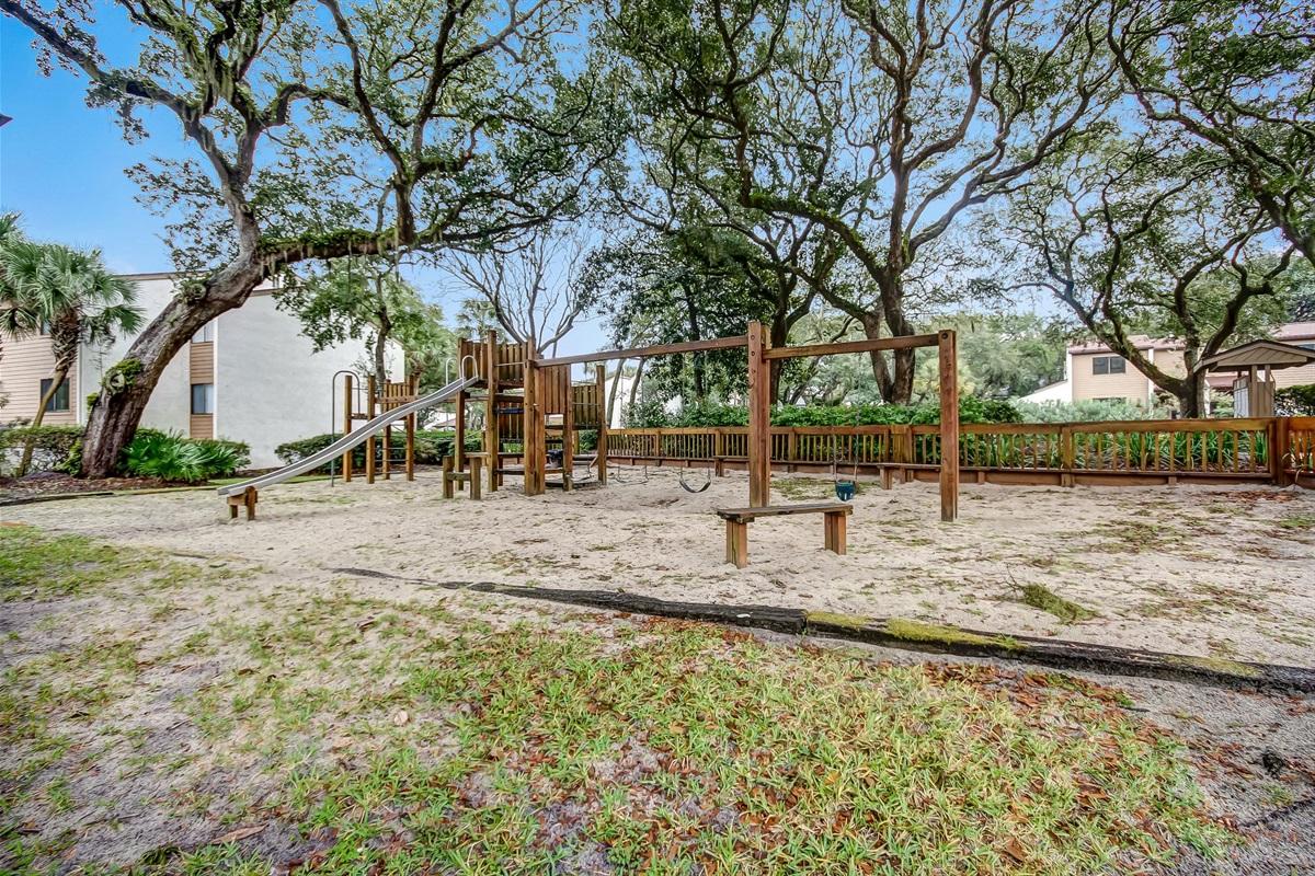 Playground on Property