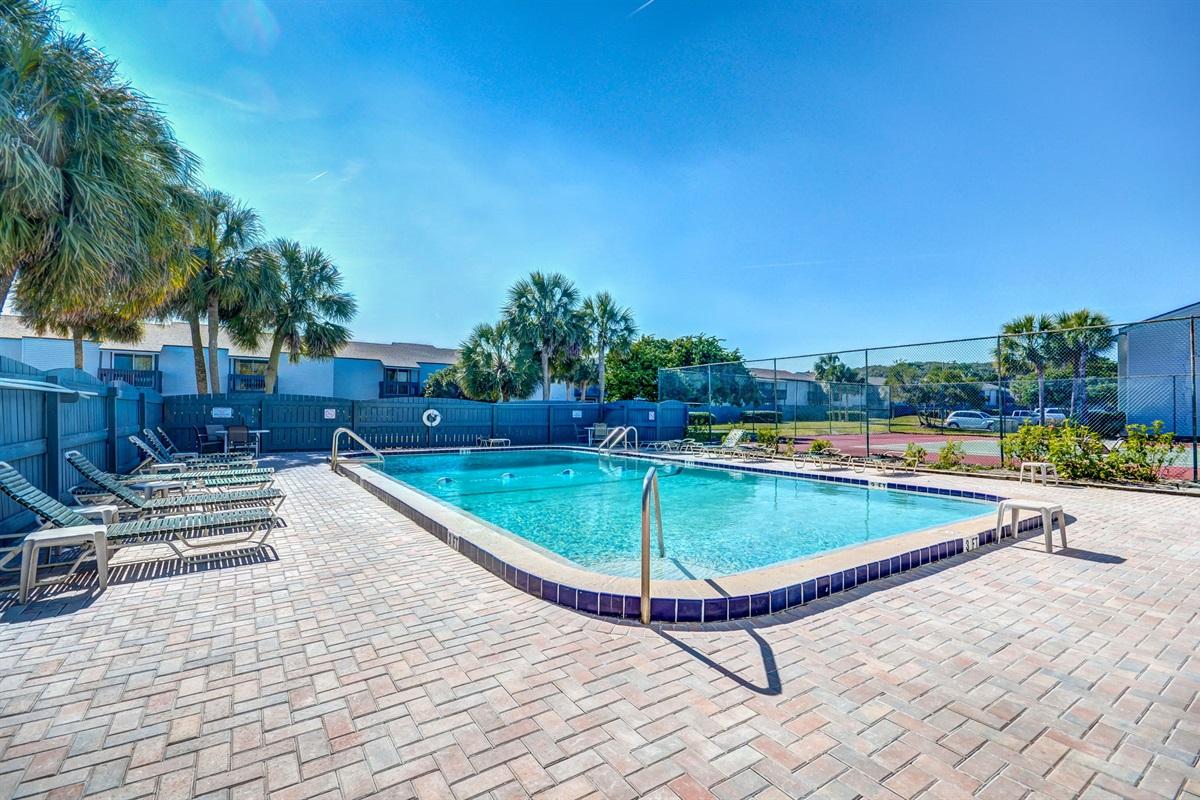 Gated Community Pool