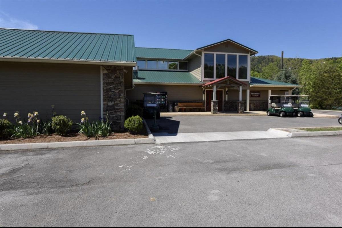 Wild Laurel Clubhouse & Golf Course Pro Shop