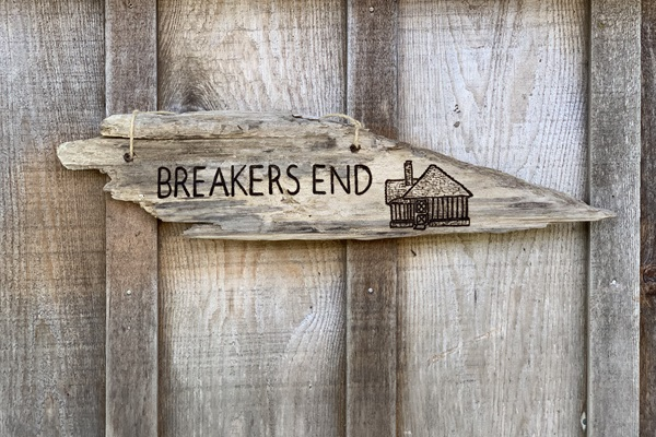 BREAKERS END - WHERE VACATIONS BEGIN