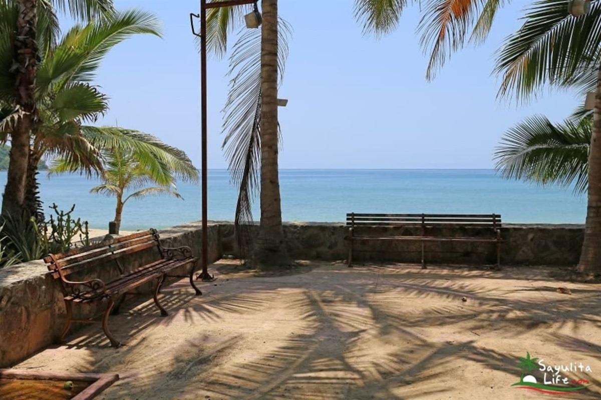 North Beach, a short 1-minute walk from Villas Palmas Reales