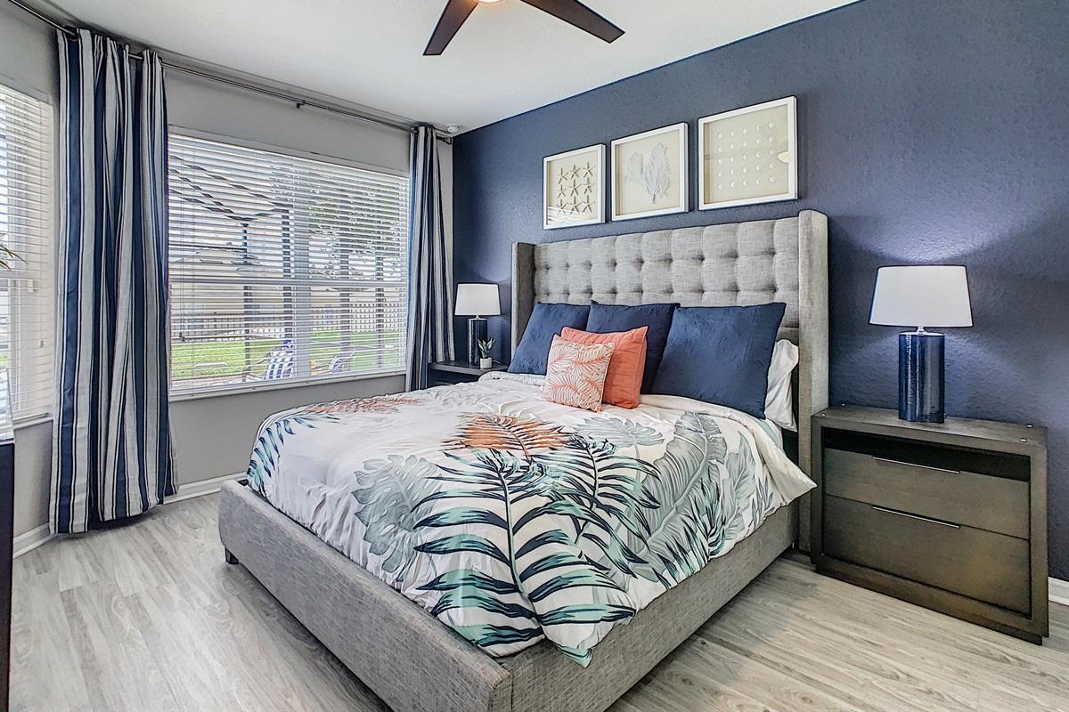 Bedroom #2-First Floor-King Bed
