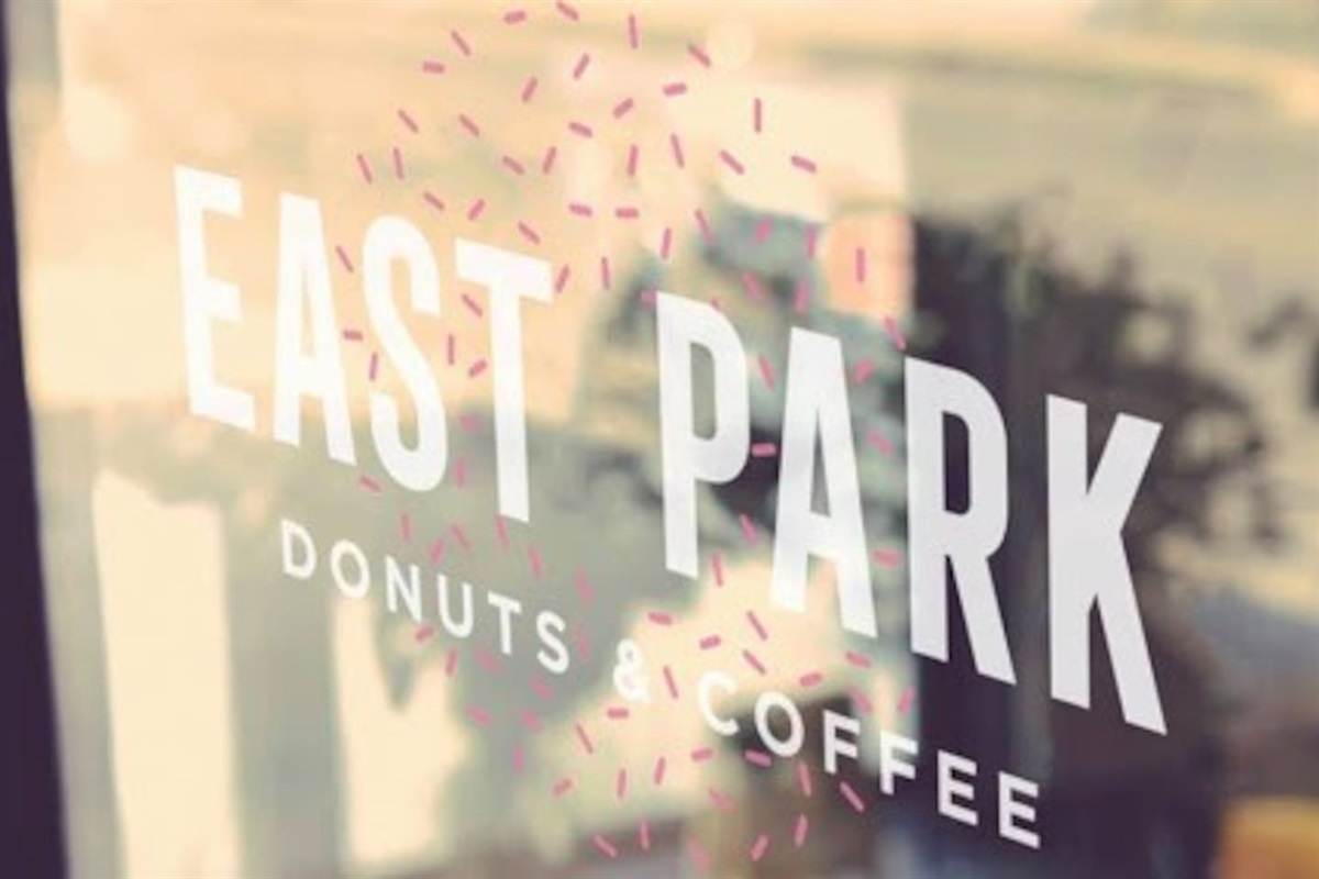 Step outside your door for the best donuts in Nashville, at East Park Donuts & Coffee!