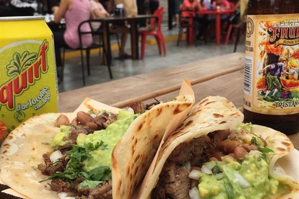 Perrones from Tacos El Yaqui