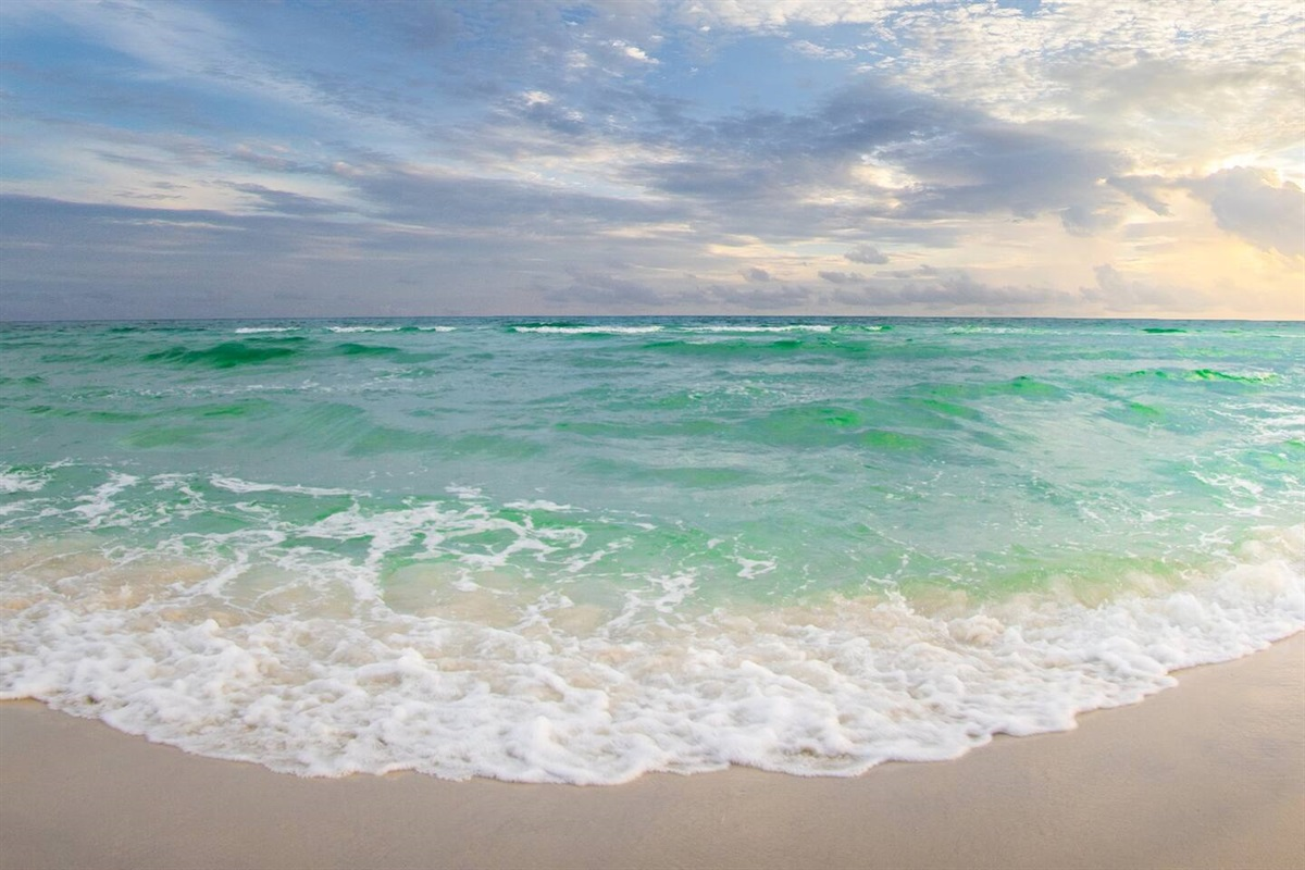 Beach at 30a
