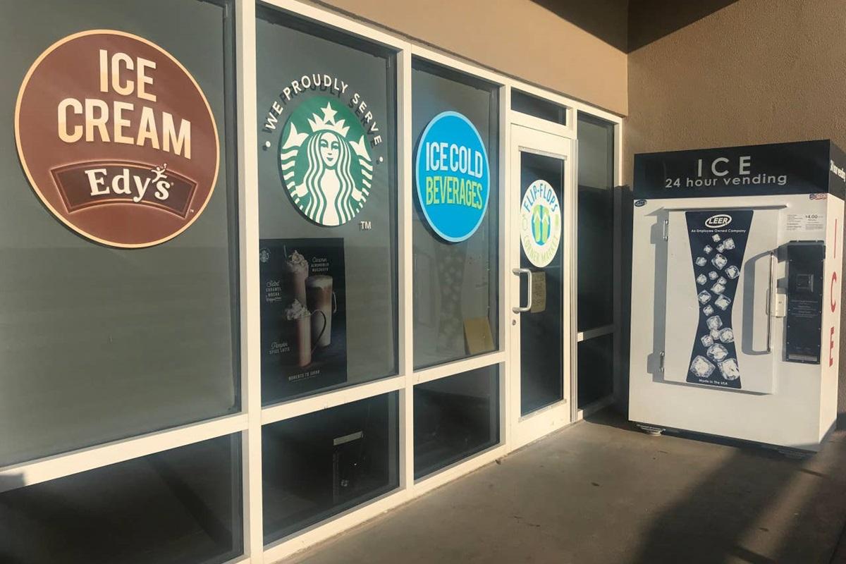 Starbucks, Ice cream as onsite market