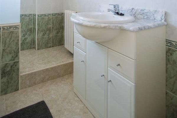 Two bathroom in the villa