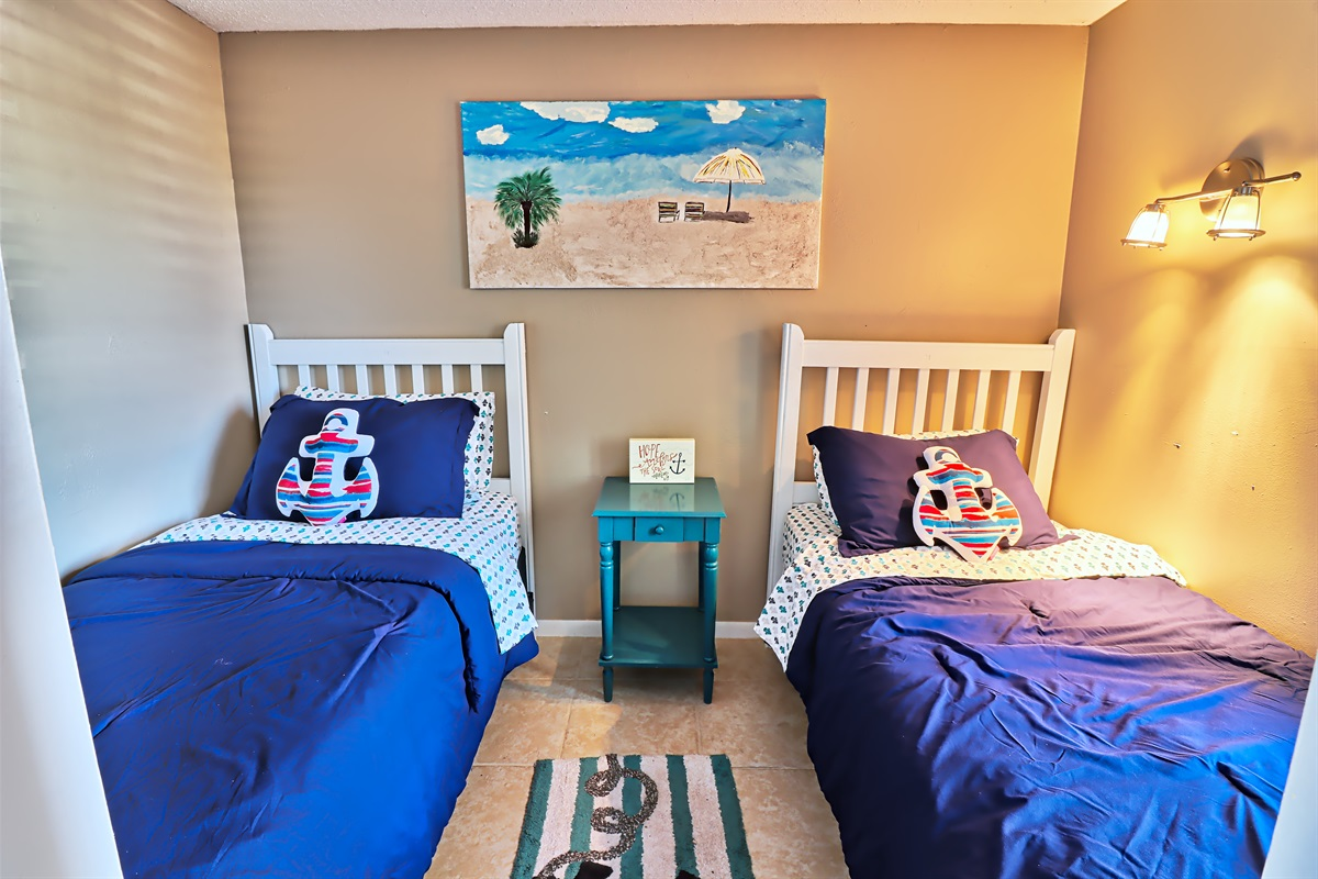 Small Bedroom perfect for the kids
