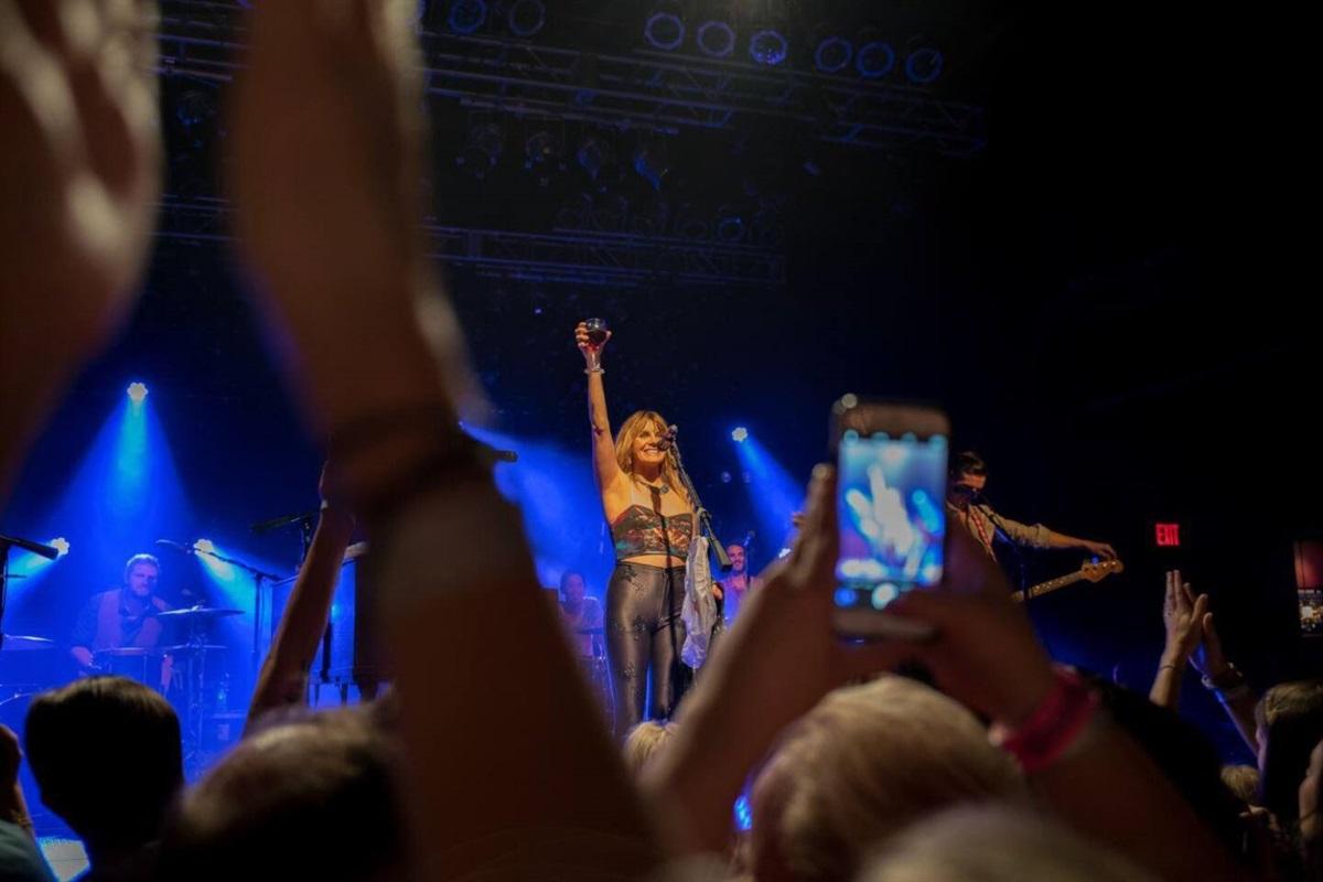 Many live music venues...