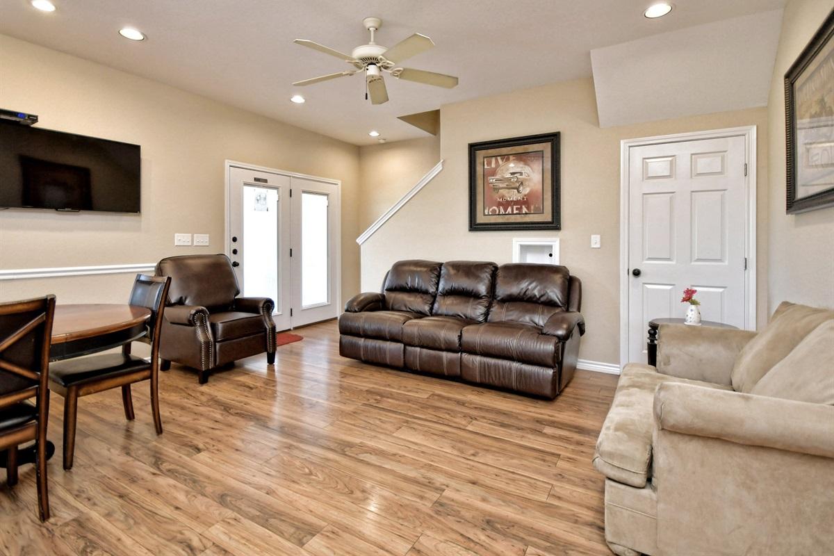 HH #A - Living Room