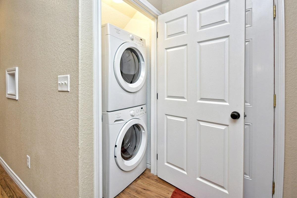 HH #B - Utility Closet