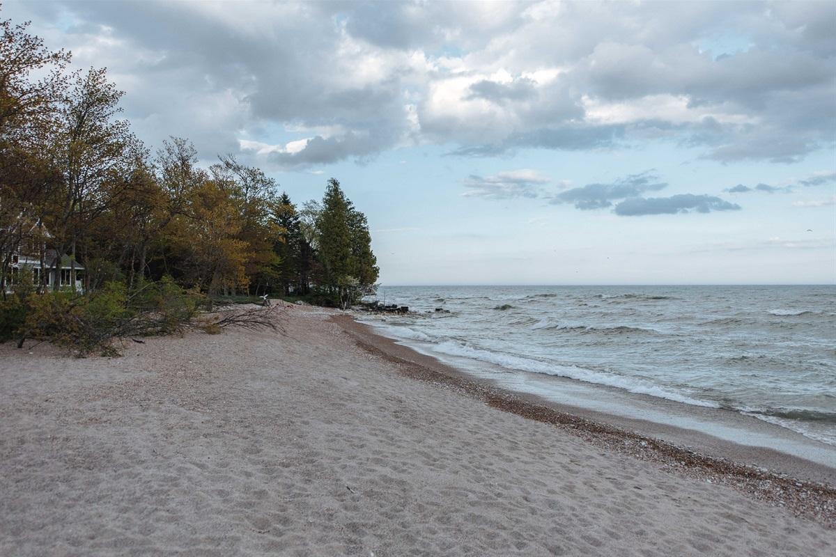 Accessible Sand Beach