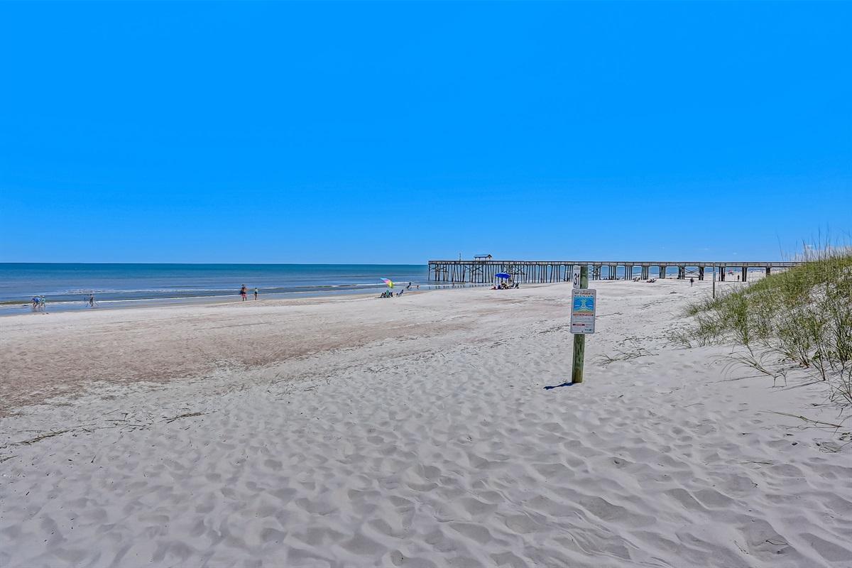The Beach at Ketch