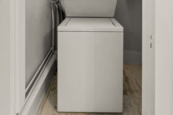 Washer and dryer available for use!