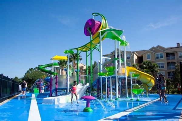 Kids Waterpark