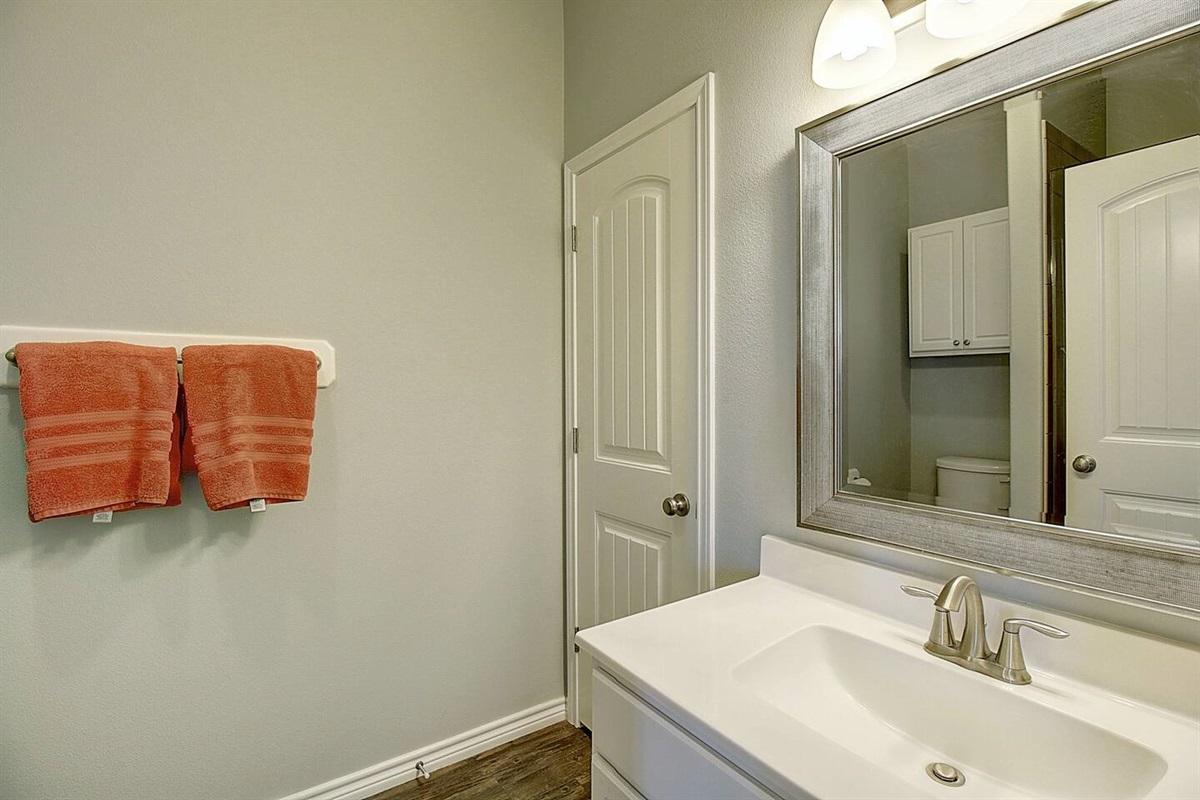 3rd Floor King Bedroom - Private Bathroom.