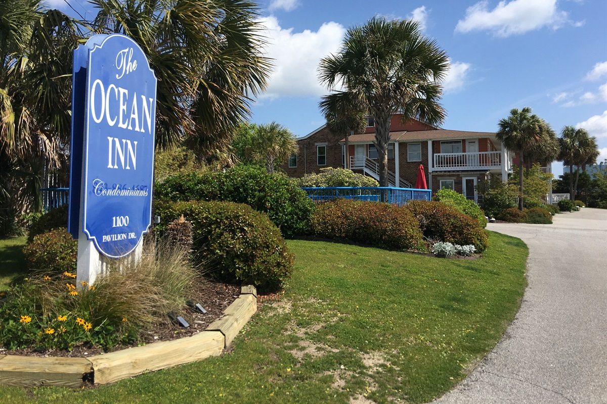 Welcome to The Ocean Inn!  Many condos here are managed by Waterview Property Management, LLC