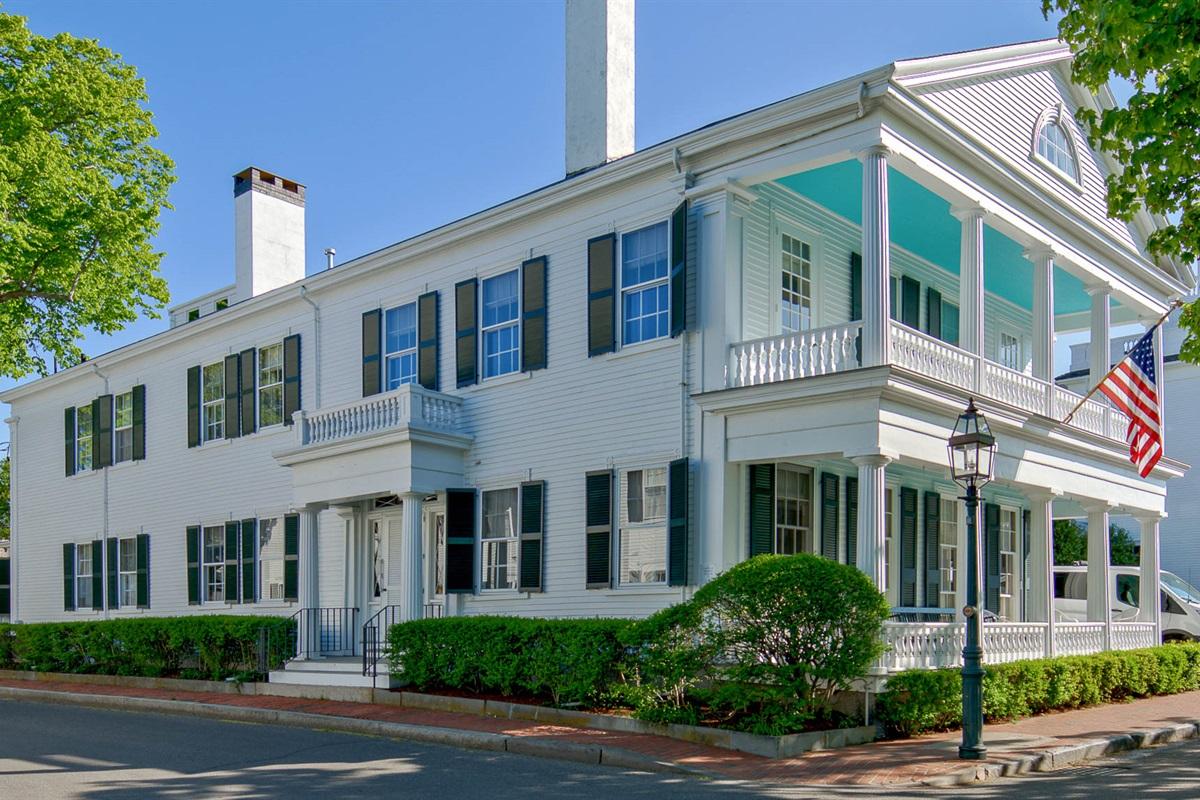 The Captain Morse House