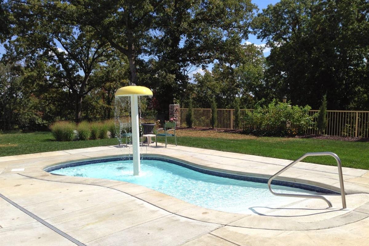 On Site Kiddie Pool