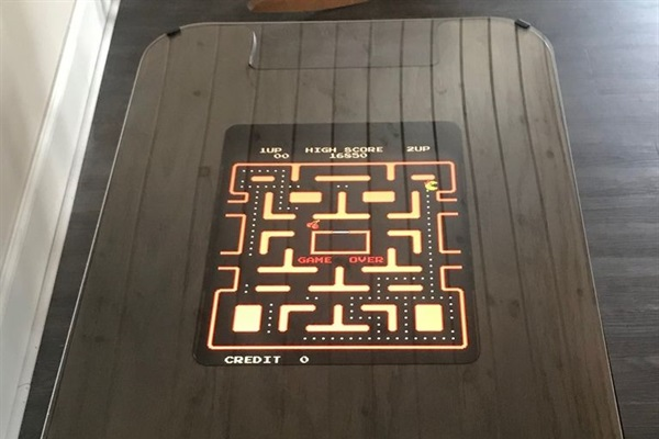 Arcade Style Game, 2 Players, Pac-Man, Asteroids and Many More Games! and .....