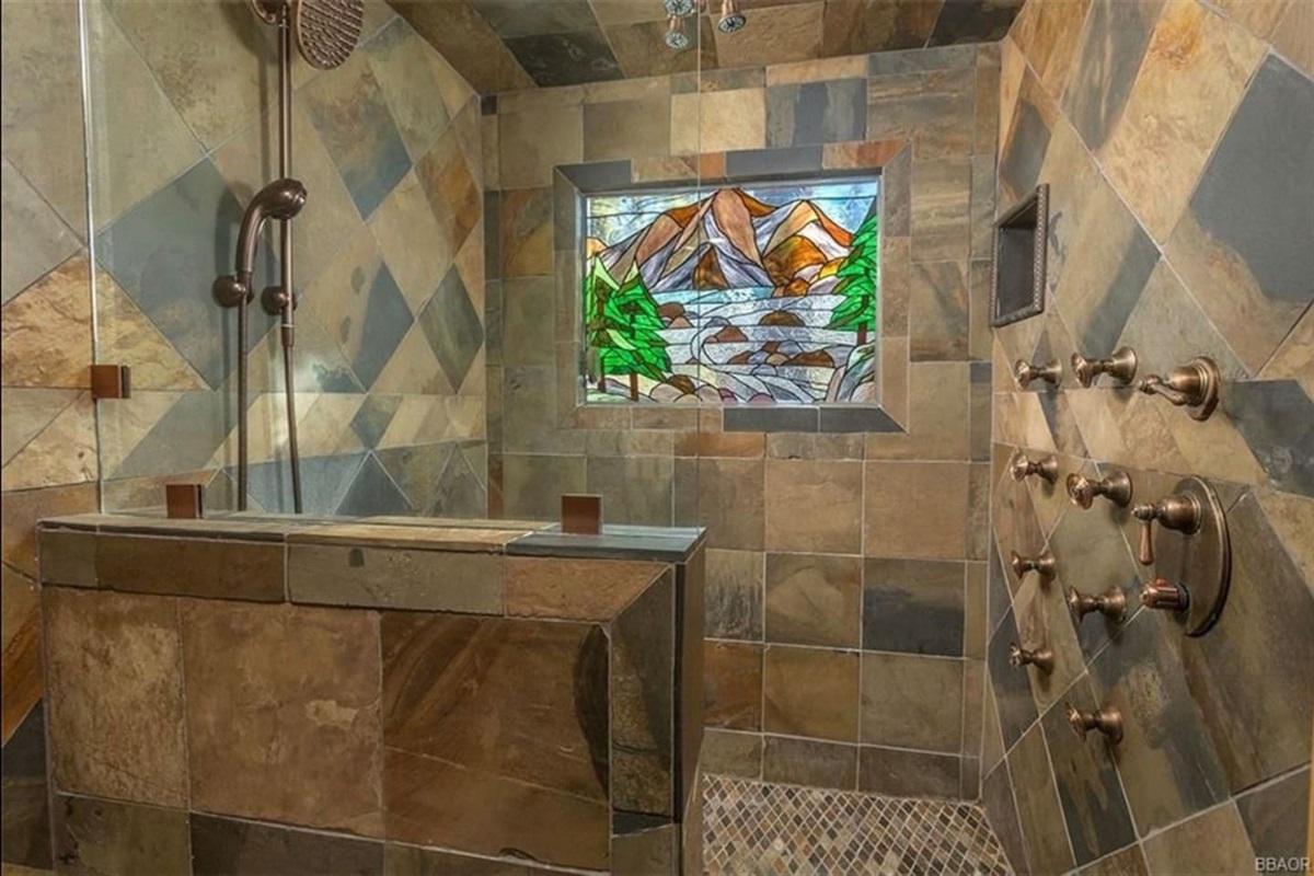 Bathroom #?: Master bathroom ensuite ?