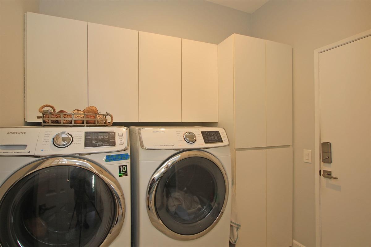 Samsung washer/gas dryer