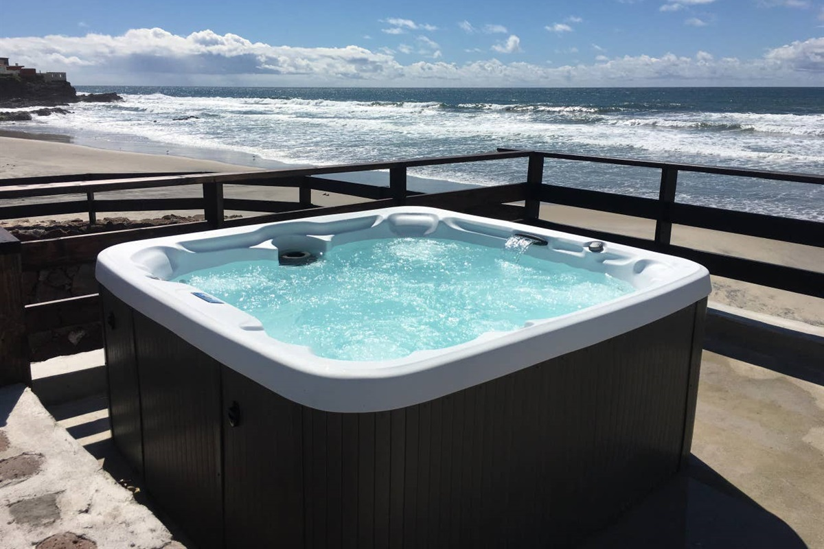 Oceanfront Jacuzzi #2  (Shared/Community)