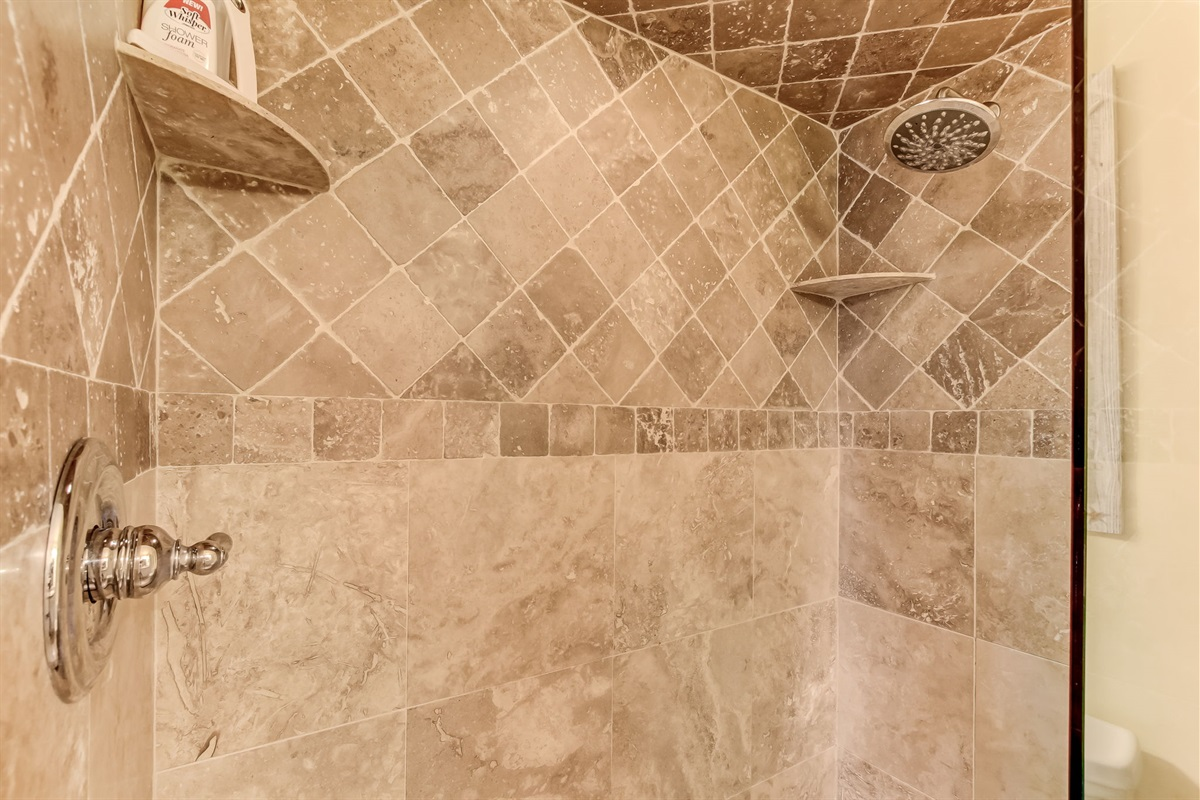 Great Walk-In Shower