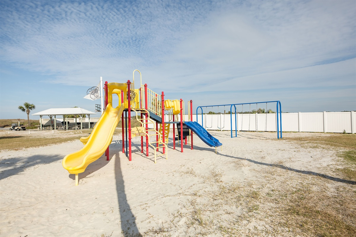 Playground for the kiddos