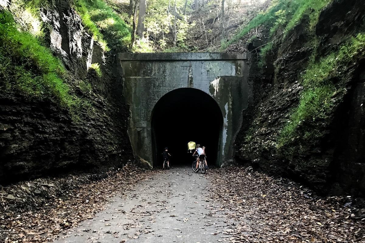 Tunnel Hill- fun for everyone