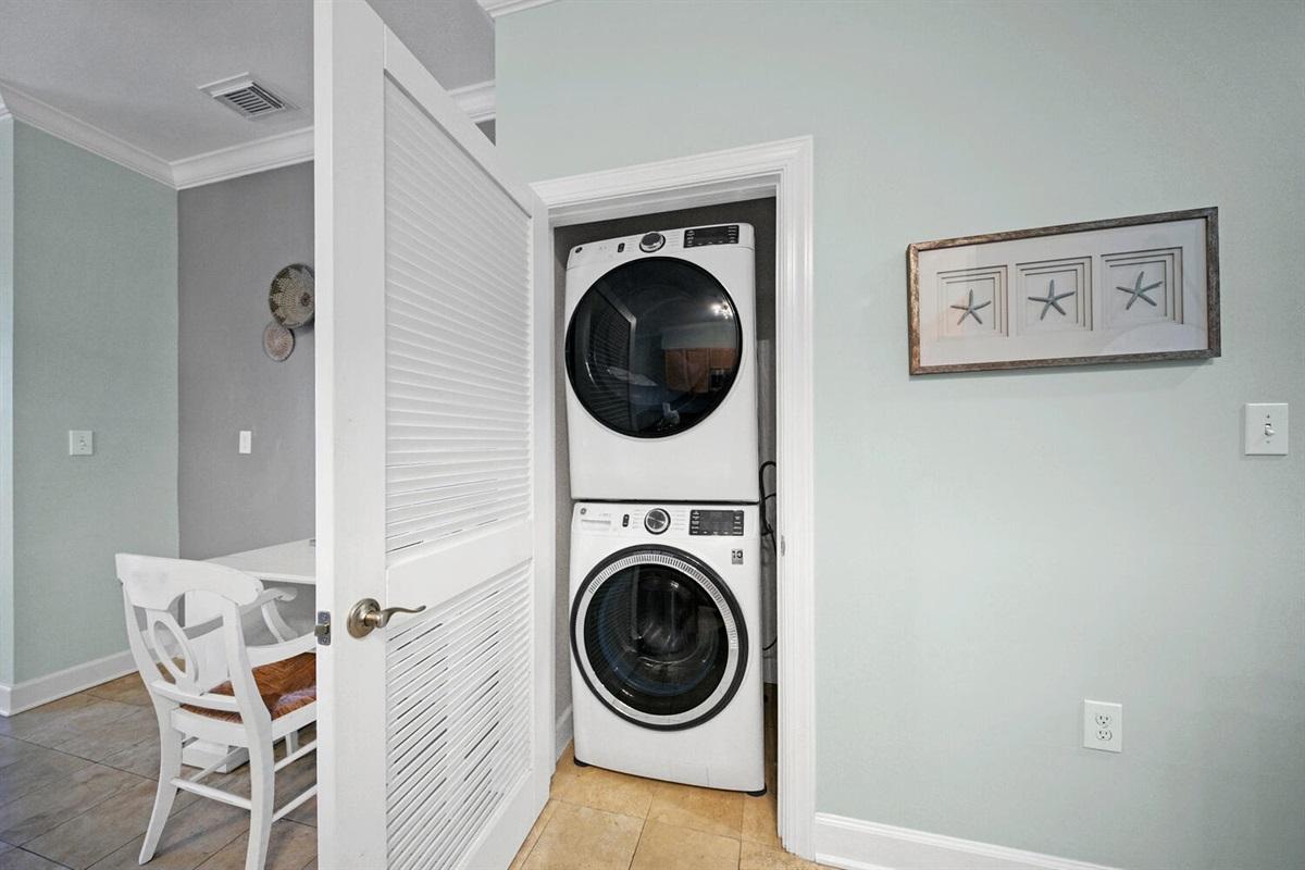 Full size washer / Dryer