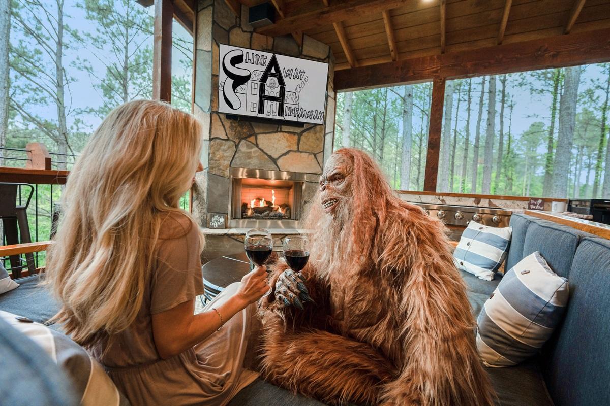 Great Fireside Conversations