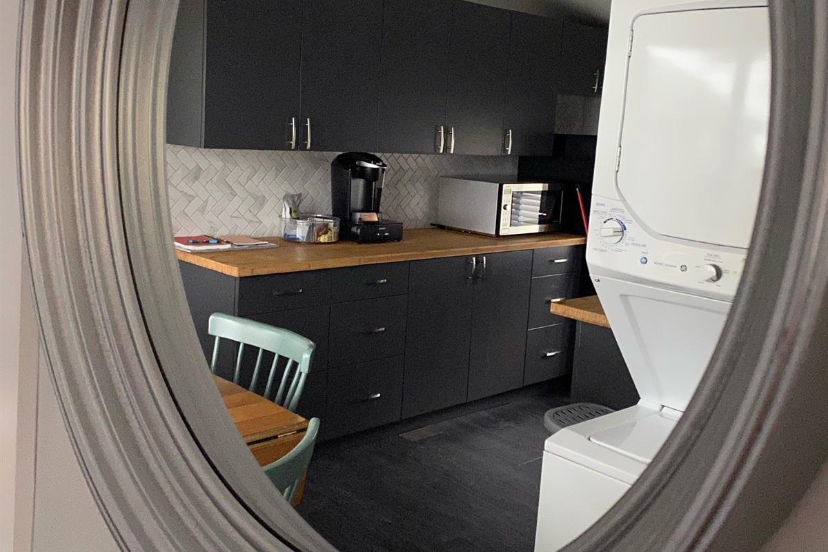 Bunker kitchenette