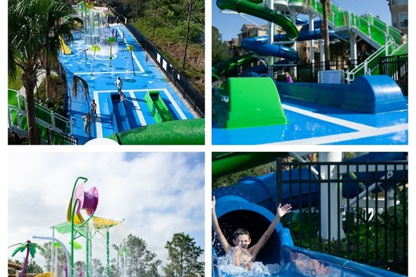 The Sir Windsor Waterpark is included with your rental.