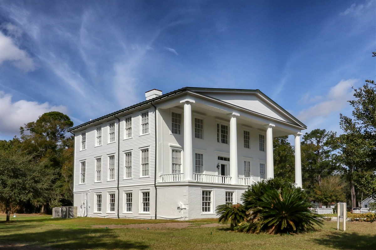 Historic Orange Hall