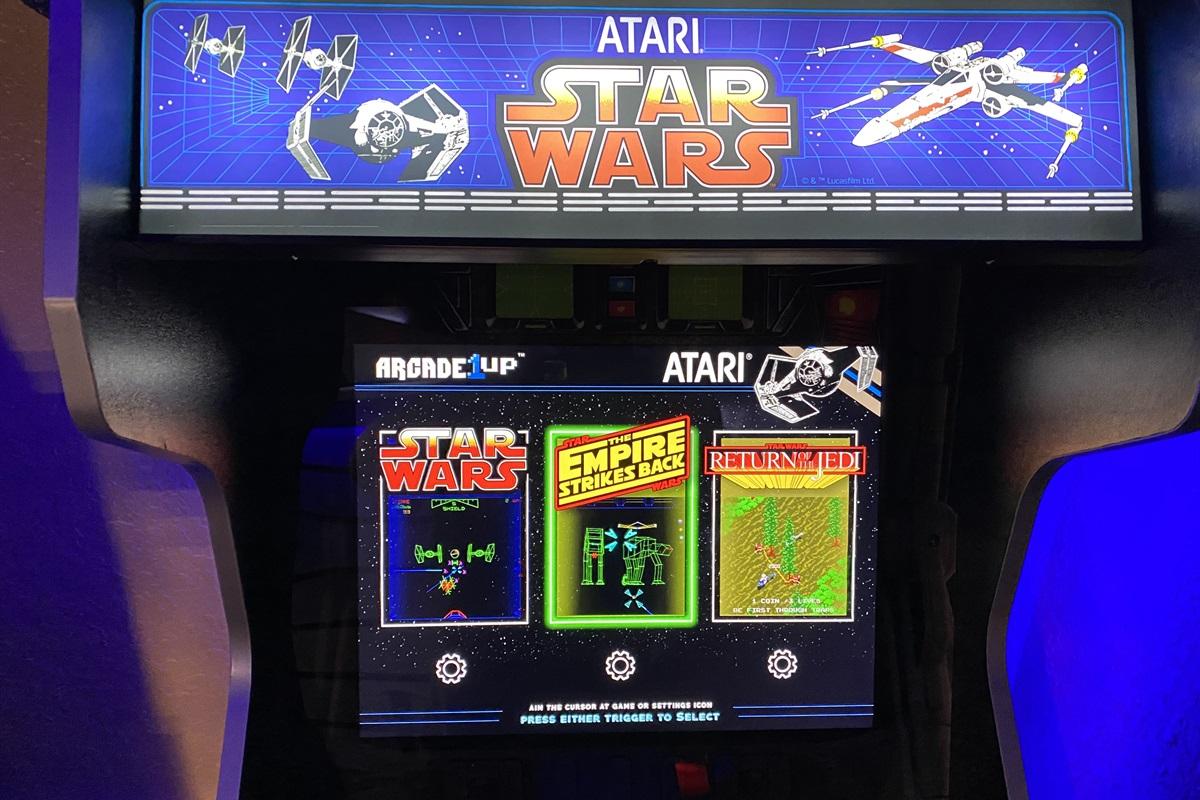 Stand Alone Atari Star Wars Arcade