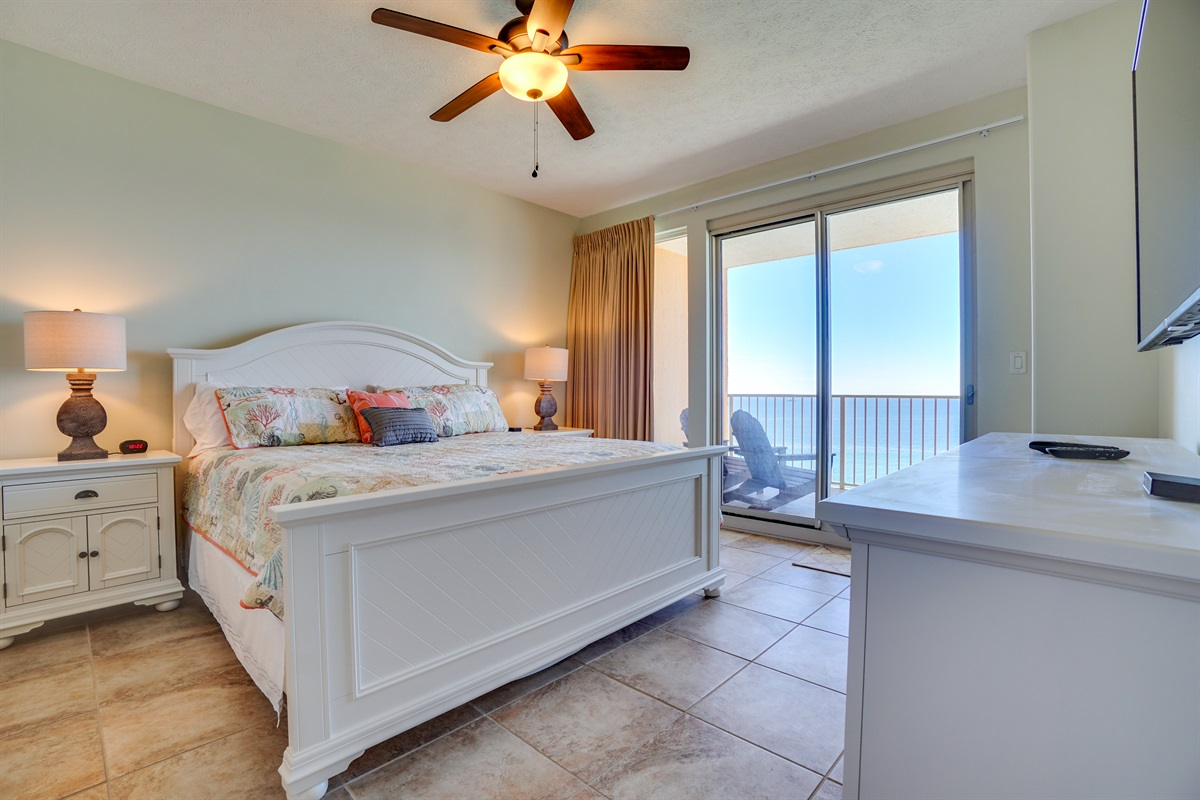 Beachfront Master Suite