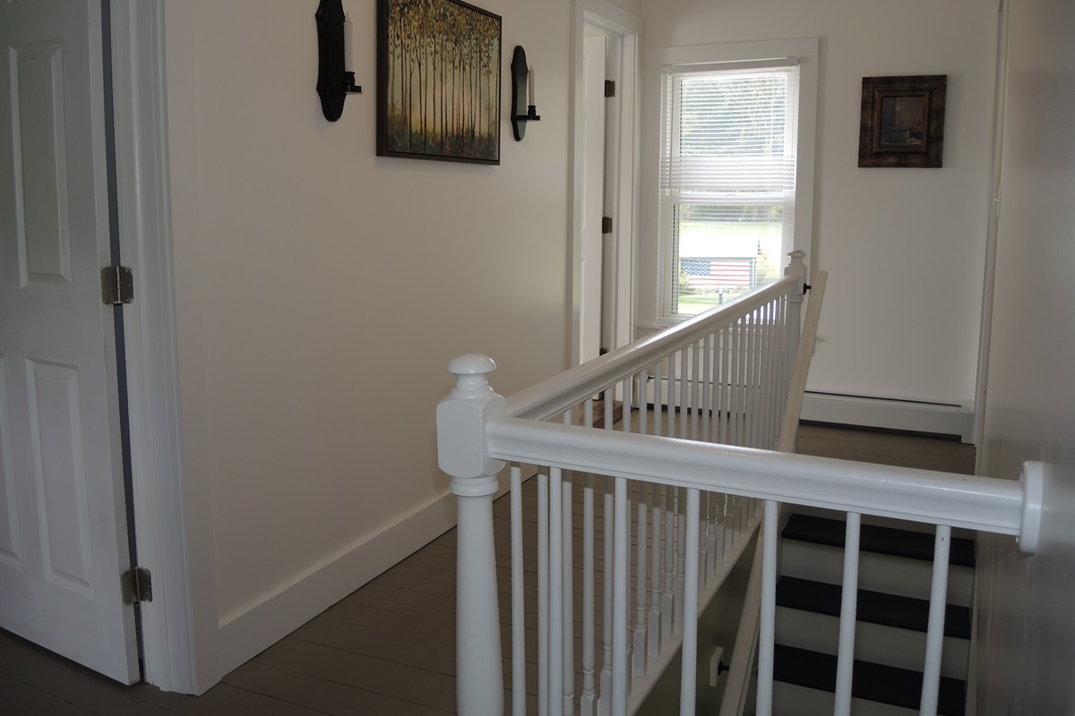 Bridgecreek - Stairs