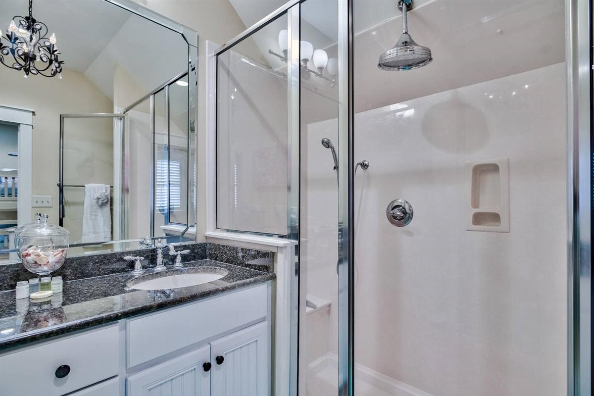 Bathroom to 2nd Bedroom