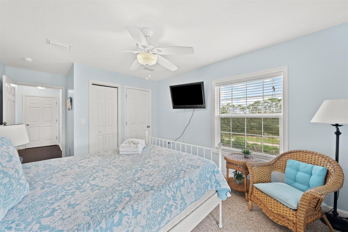 Bedroom #1 (Main Floor, 2nd Level)