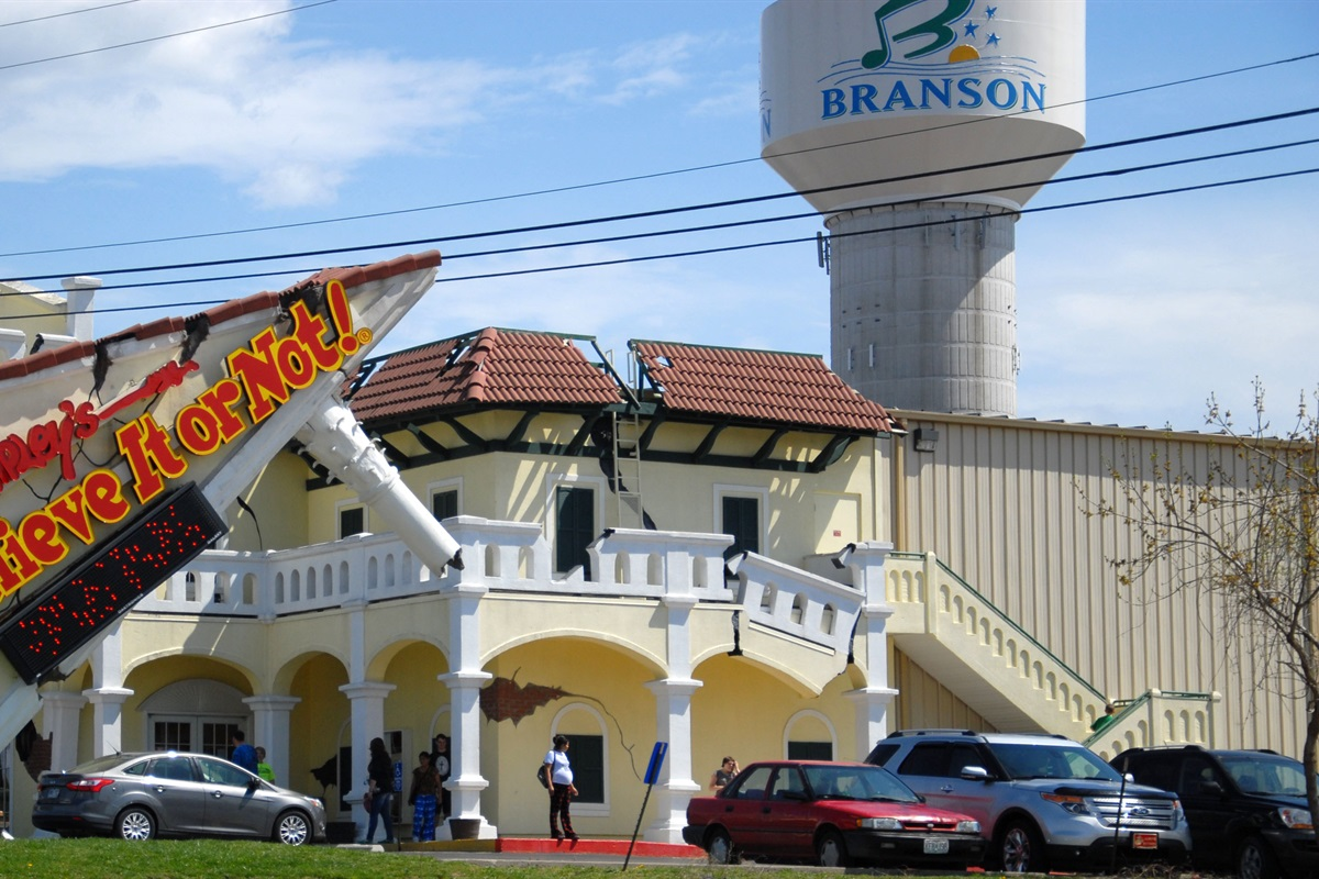 Ripley's Believe It or Not!  is a fun odditorium to visit!