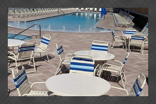 New zero-entry pool at Southside is now open!