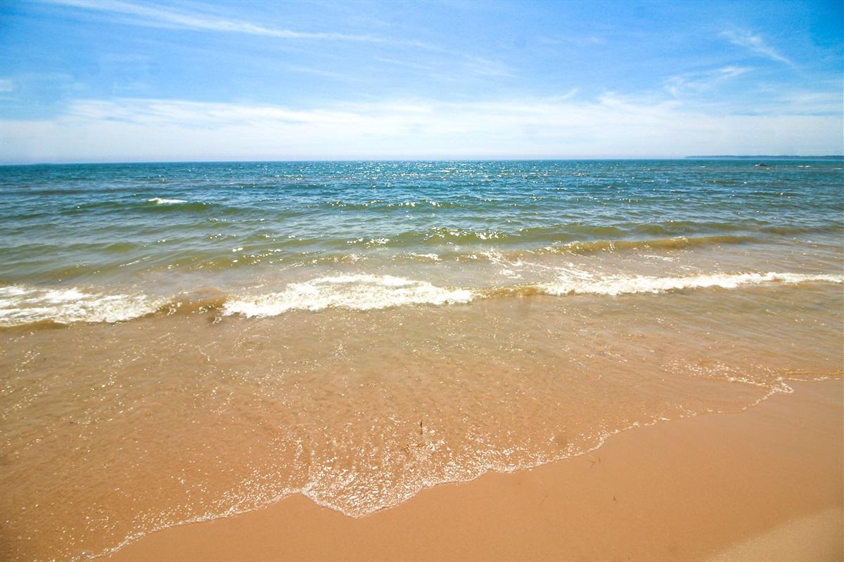 Beautiful Swimming Beach!