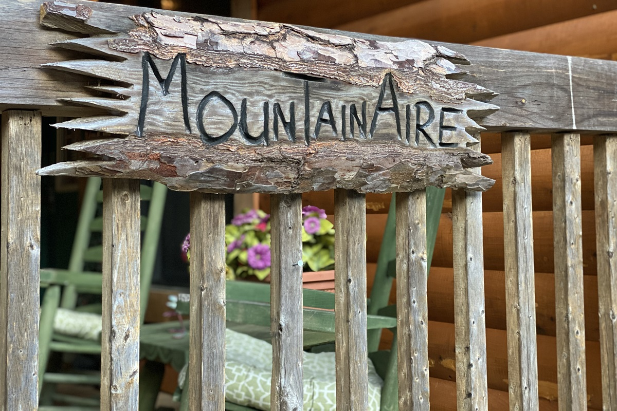 Welcome to Mountain Air