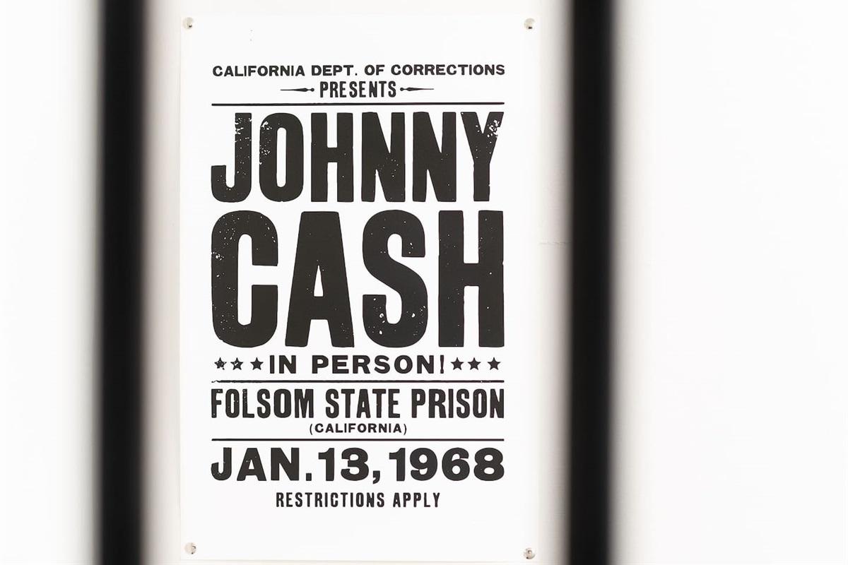 Johnny Cash live at Folsom State Prison!