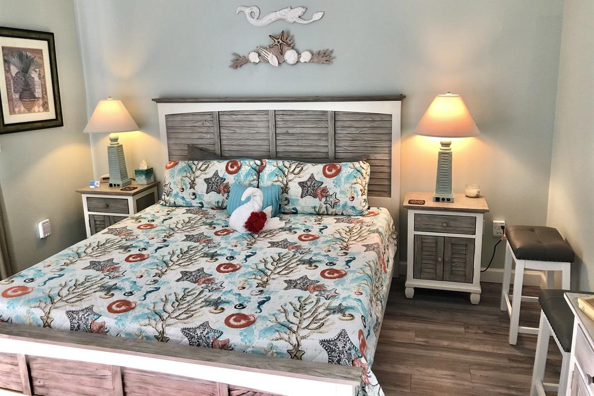 New king bedroom furniture