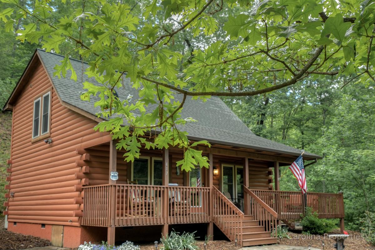Welcome to Three Bears Cabin in Lake Lure, NC =