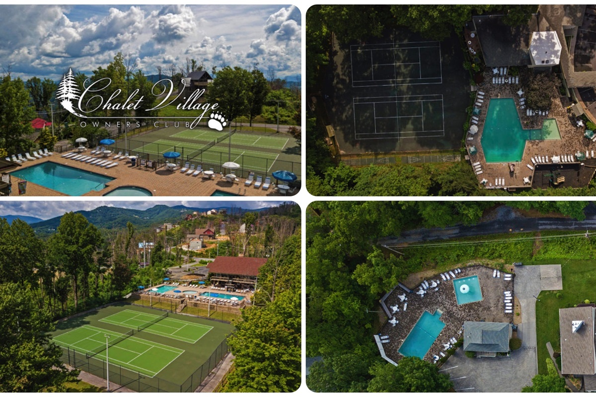 Community Pools & Clubhouses