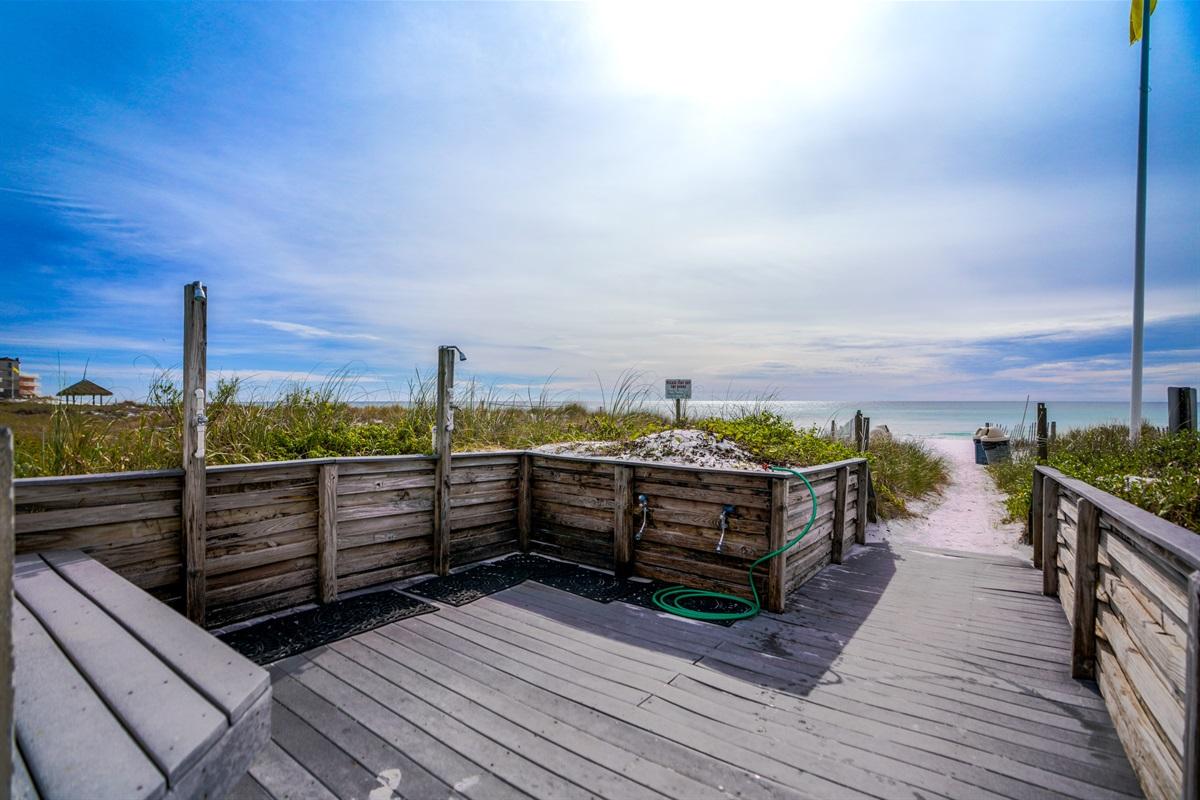 Beach Rinse Off