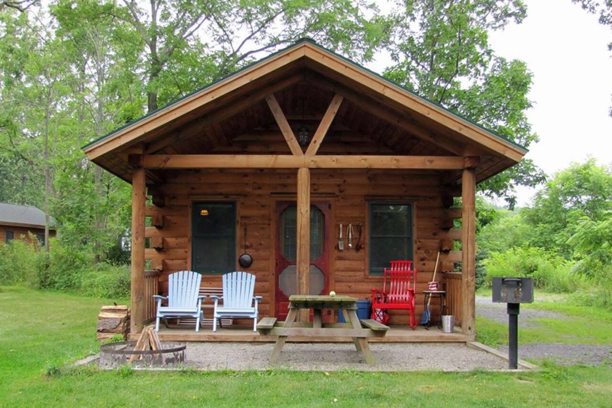 Basswood Cabin